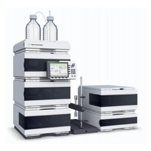 gilent 1260 Nano HPLC