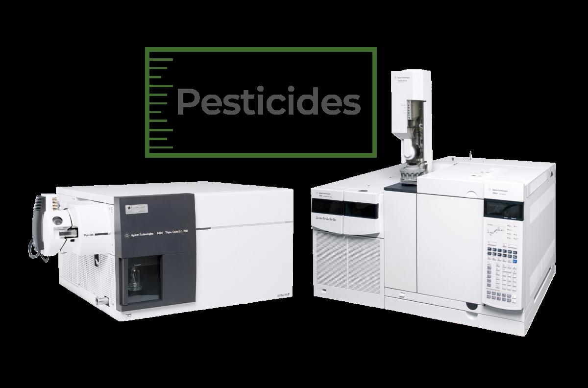 pesticide testing equipment