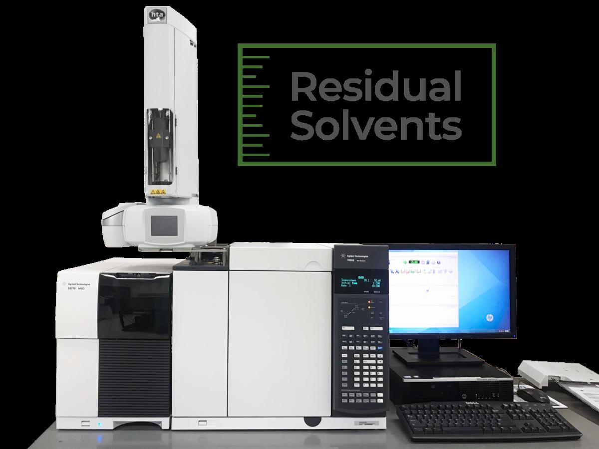 residual solvent testing equipment